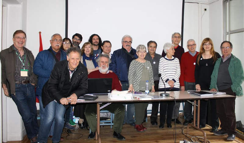 Congreso Europa Laica 2016 Asamblea Junta DIrectiva