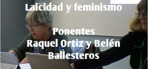 Congreso Europa Laica 2016 Feminismo