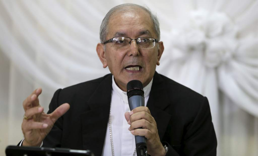 Edmundo Valenzuela arzobispo de Asuncion Paraguay 2016
