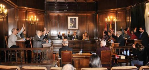 Pleno Ayuntamiento de Soria