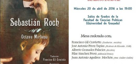 acto Seminario Galileo Sebastian Roch