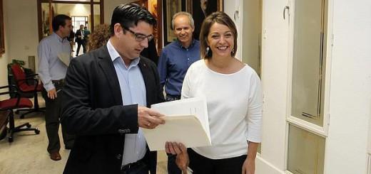 alcaldesa Cordoba 2016