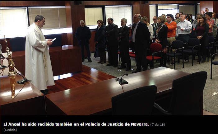 angel Aralar palacio justicia Navarra 2016