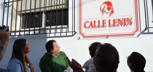 calle lenin Badolatosa Sevilla 2016