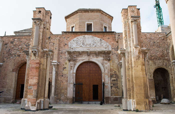 catedral de Cartagaena