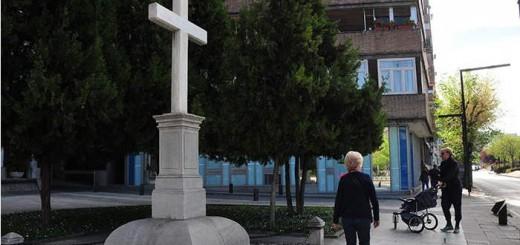 cruz blanca Granada