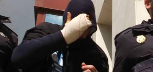 detenido robo custodia convento Jaen 2016