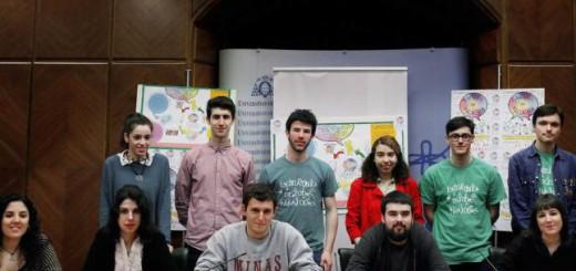 estudiantes universidad de Oviedo 2016