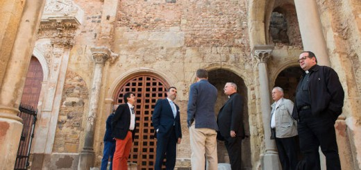 vista catedral cartagena 2016