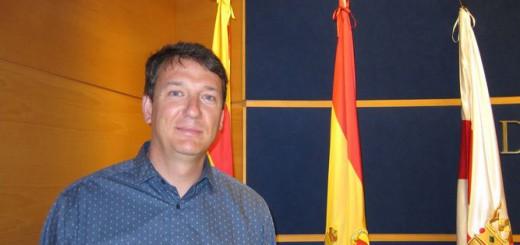 Alcalde de Ricla en Zaragoza 2016