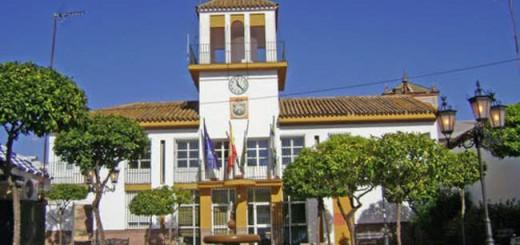 Ayuntamiento Palomares del Rio en Sevilla