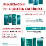 Cartel Charla IRPF Madrid 2016