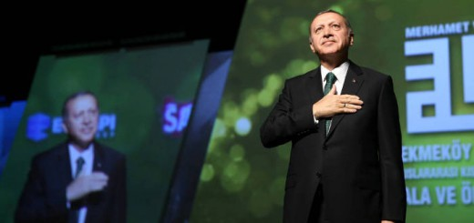 Erdogan presidente Turquia 2016