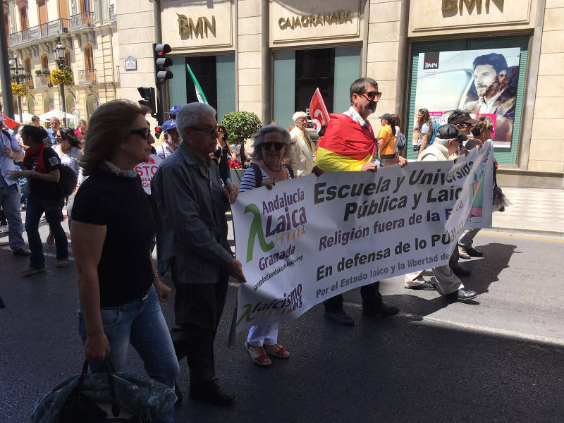 Granada Laica 1 mayo 2016 b