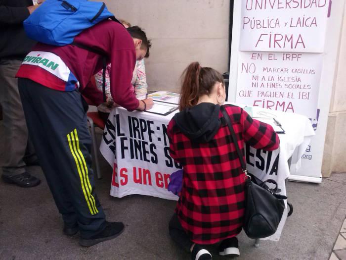 Mesa IRPF Granada 2016 Politicas 1