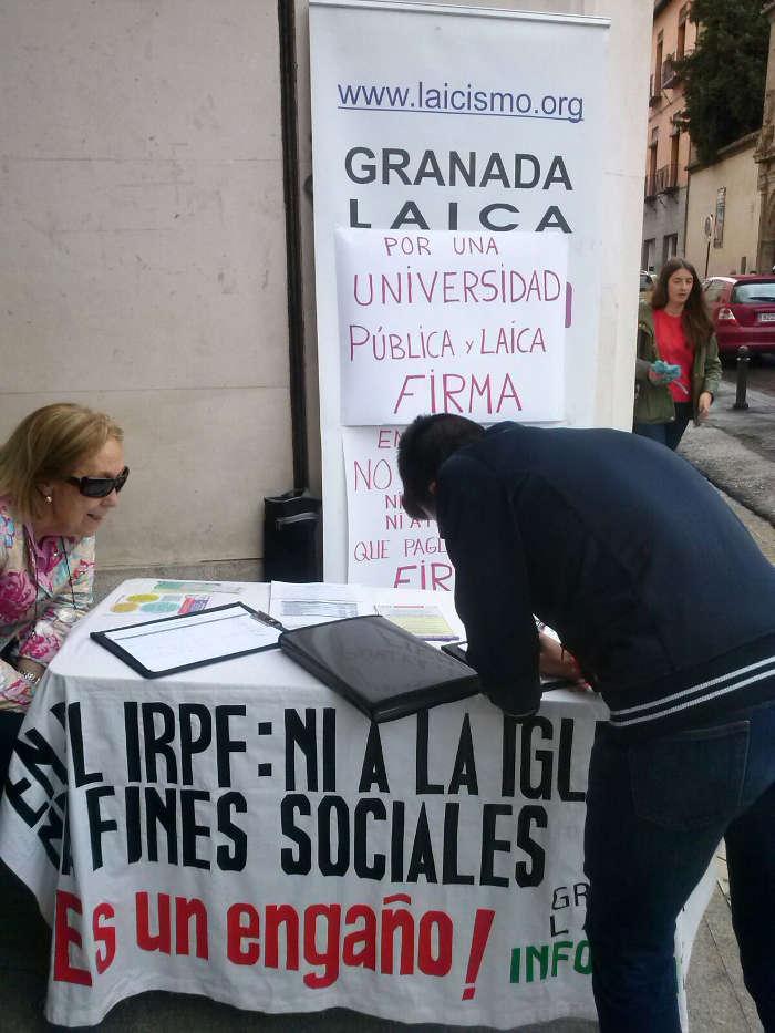 Mesa IRPF Granada 2016 Politicas 2
