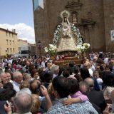 Procesion de los Milagros Agreda en Soria 2016
