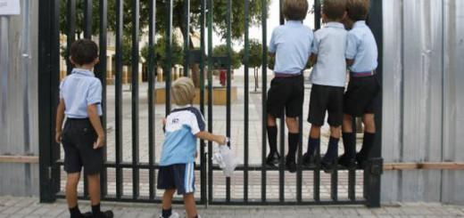 alumnos colegio Sevilla