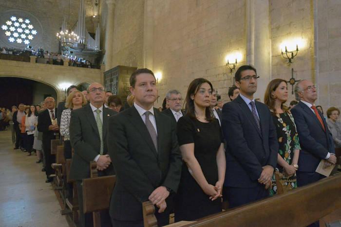 autoridades toma posesion obispo Ciudad Real 2016 a