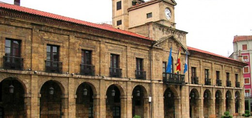 ayuntamiento Aviles en Asturias