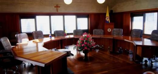 crucifijo Corte Constitucional Colombia 2016