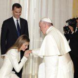 felipe-letizia Bergoglio