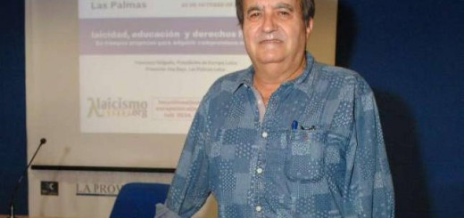 francisco Delgado en A Coruna