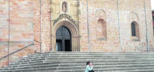 iglesia santa Maria Linares