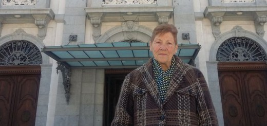 josefa Marti desahuciada iglesia 2016