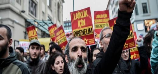 laicismo Turquia 2016