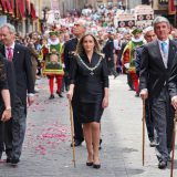 milagros-tolon alcaldesa Toledo Corpus 2016