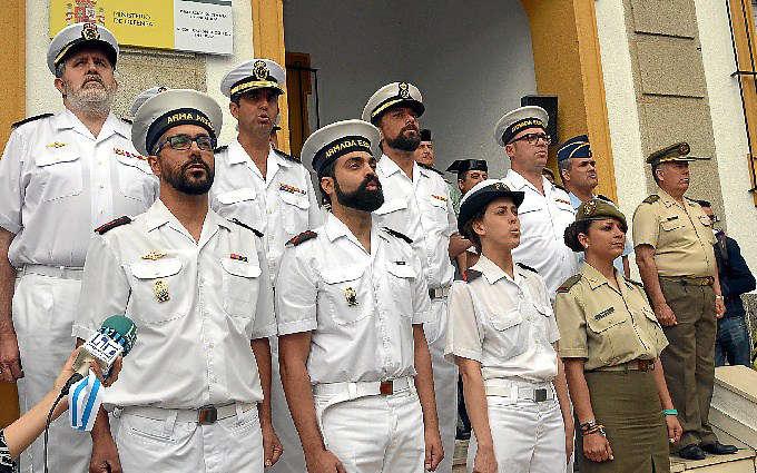 militares Rocio Huelva 2016