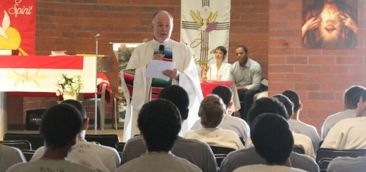 misa en prision
