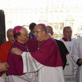 obispos fidel y Osoro