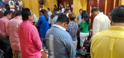 oracion concejo cartagena Colombia 2016