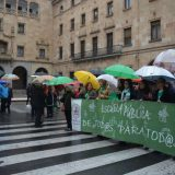 protesta salamanca 2016 escuela publica y laica