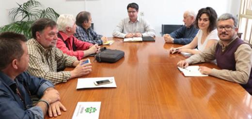 reunion Europa Laica ayuntamiento cordoba sobre mezquita 2016
