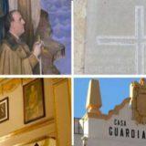 simbolos franquistaas Valencia
