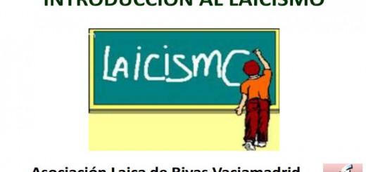 taller escolar laicismo Rivas 2016