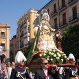 virgen de la concha en Zamora