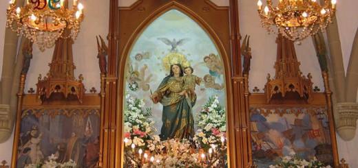 virgen maria auxiliadora Montilla