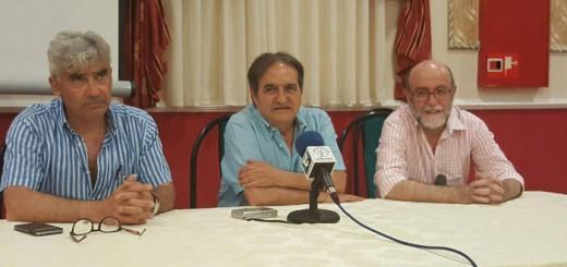Acto Europa Laica en Villafranca de los Barros Badajoz 2016