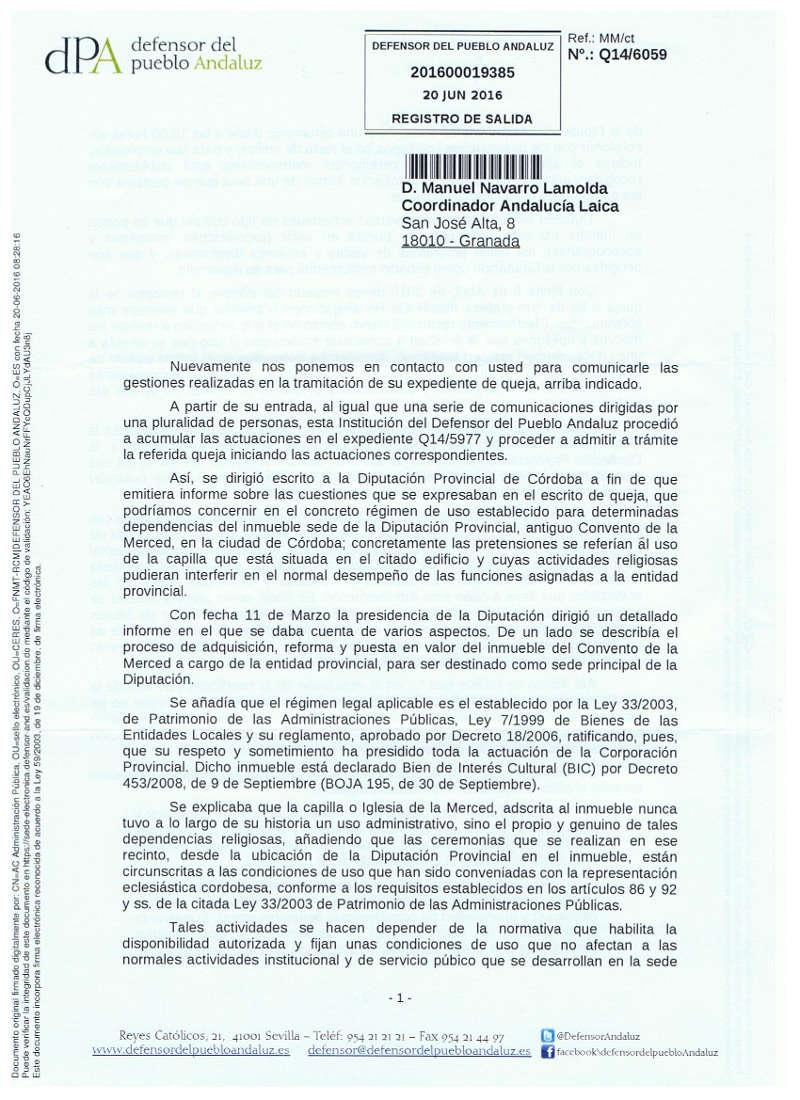 DPA uso parroquial Diputacion Cordoba 2016 a