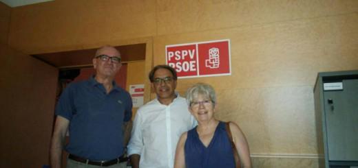 Valencia Laica con PSPV 2016