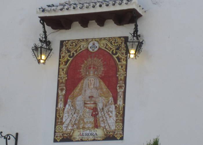 Virgen Aurora GR fachada 2016 g