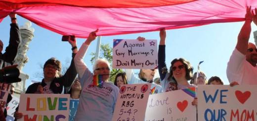 apoyo matrimonio gay en USA 2016