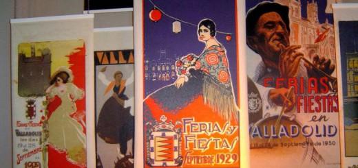 carteles fiestas Valladolid