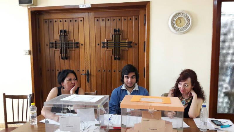 colegio electoral Escolapias Zaragoza 2016 b