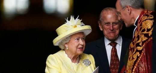 cumpleanos Isabel II en catedral de San pablo 2016 a