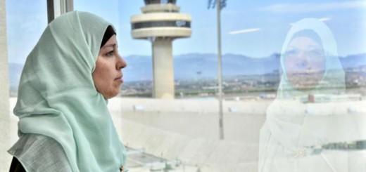 musulmana con velo trabajo 2016
